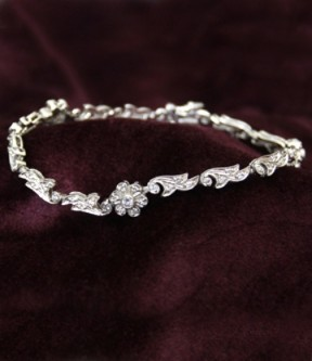 Harry LeBeau Diamond Bracelet