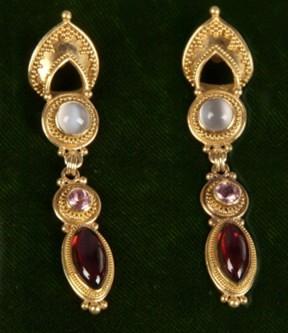 Luna Felix Earrings