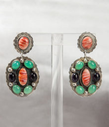 Native American Post Earrings