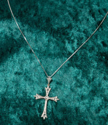 Cuban Cross Necklace