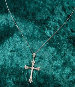 Cuban Cross Necklace