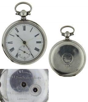 Sterling Pocket Watch